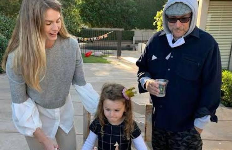 Vanessa Hessler, Nunnari e figlia
