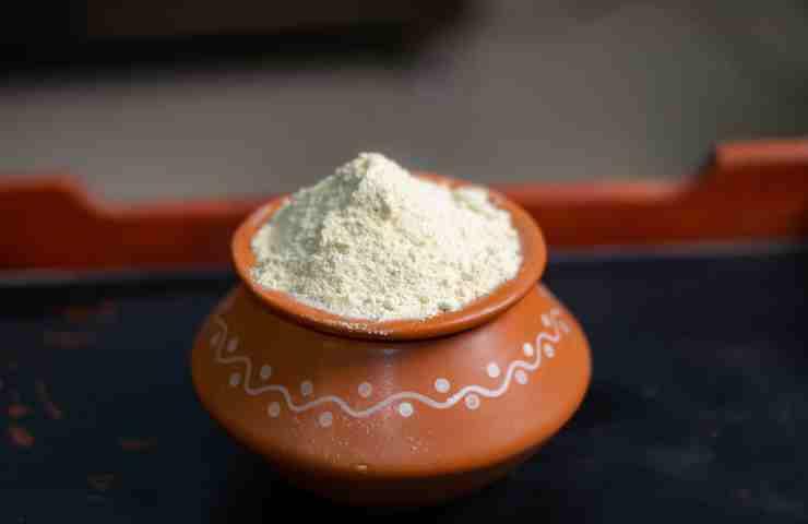 pulizie con argilla