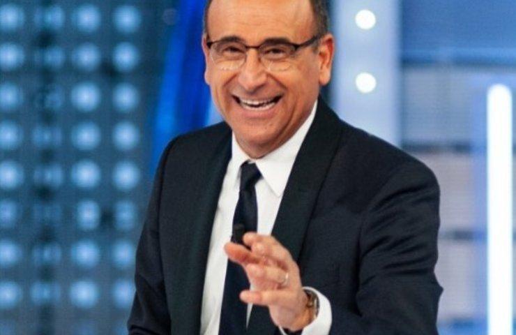 Carlo Conti Tale e Quale Show