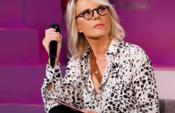 Maria De Filippi bloccata da Mediaset