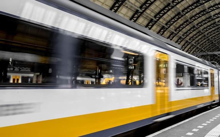 Biennolo treno arte